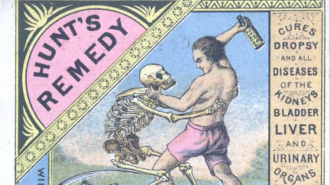 15 Curious Quack Remedies From the Age of Patent Medicine | Mental Floss