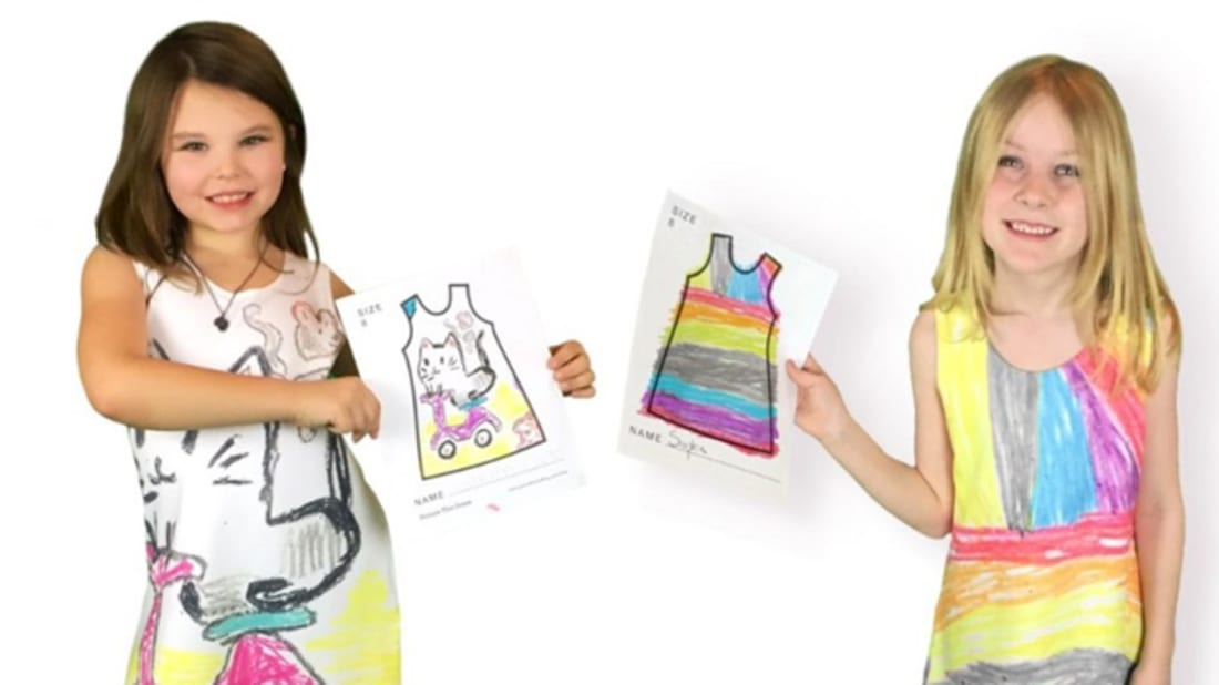 Introducing A Company That Lets Children Wear Their Own