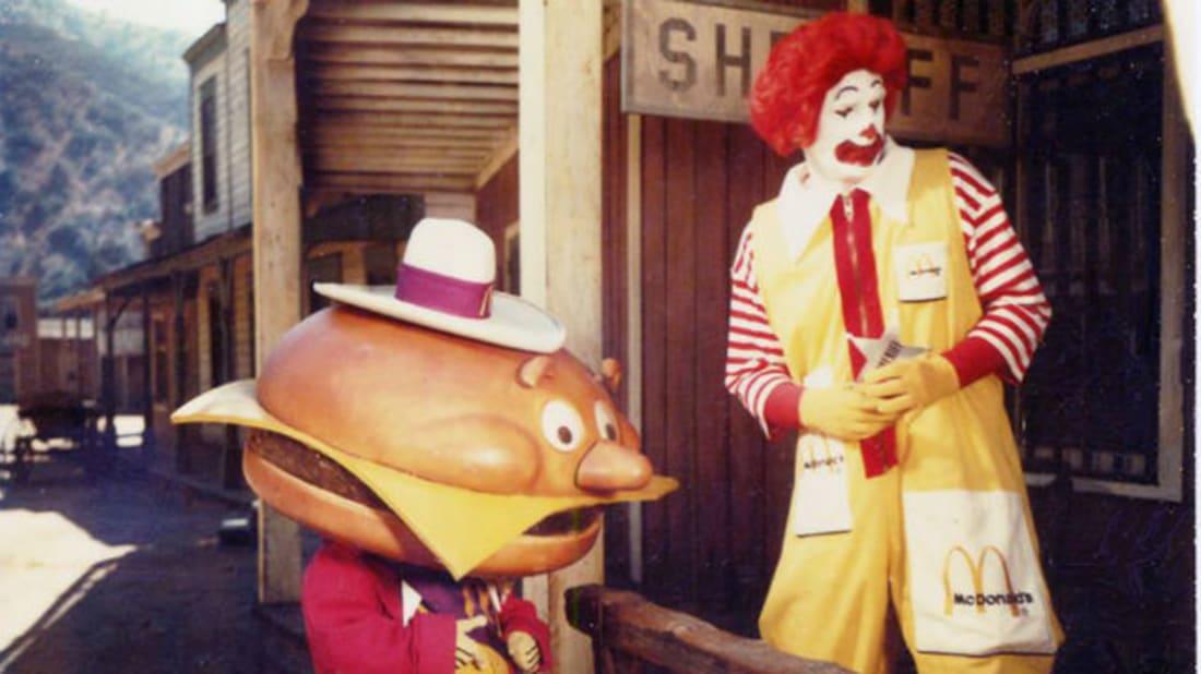 McDonaldland. Filming In McDonaldland's Facebook page.