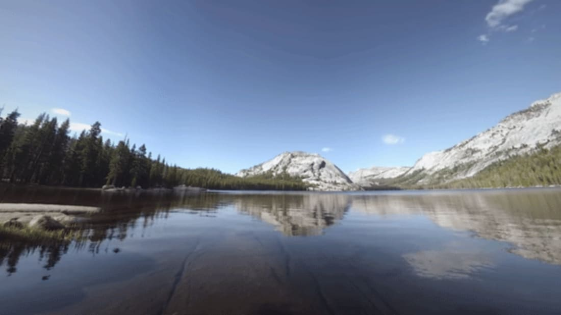 Experience Yosemite in Virtual Reality With President Obama | Mental