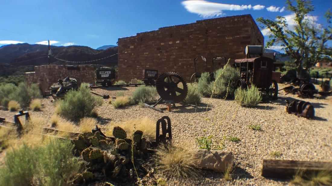 A Ghost Town Side Trip in Southwest Utah