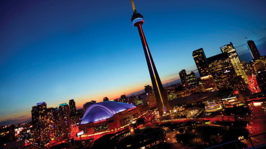 Image courtesy of CN Tower