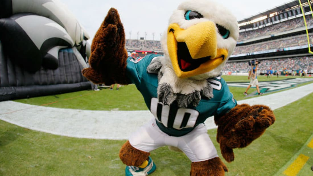 14 Behind-the-Scenes Secrets of Sports Mascots | Mental Floss