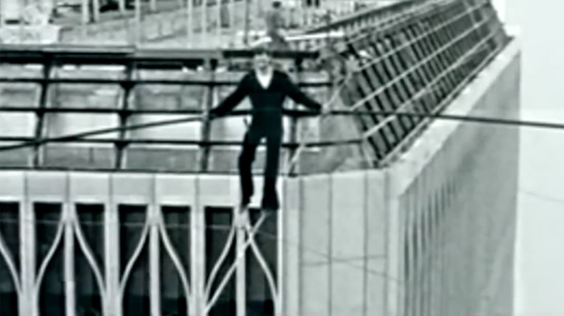 Philippe Petit real