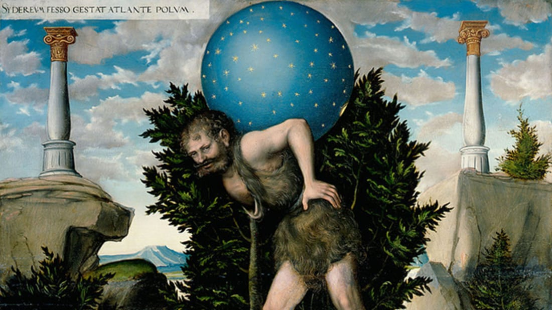 Lucas Cranach the Elder via Wikimedia // Public Domain