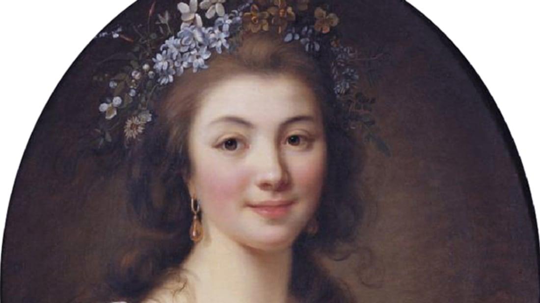 Portrait by Jacques-Antoine-Marie Lemoinevia Wikimedia //Public Domain