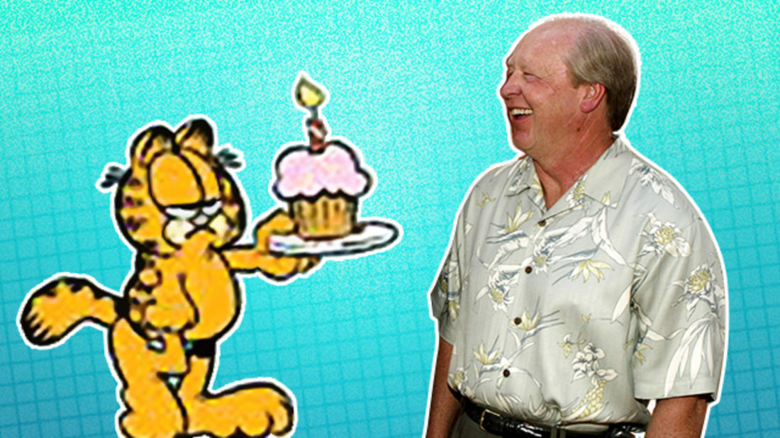 11 Things You Might Not Know About Cartoonist Jim Davis Mental Floss