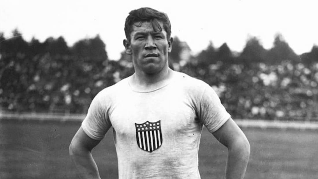 Jim Thorpe // Image courtesy of Agence Rol, Public Domain via Wikimedia Commons