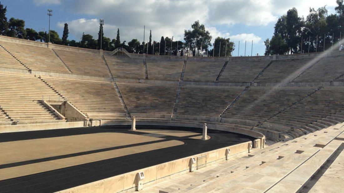 Panathenaic Stadium // Darren Foreman,Flickr//CC BY 2.0