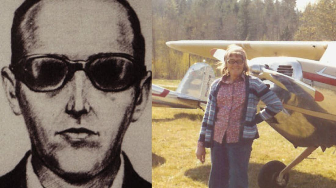 FBI // Legend of D.B. Cooper