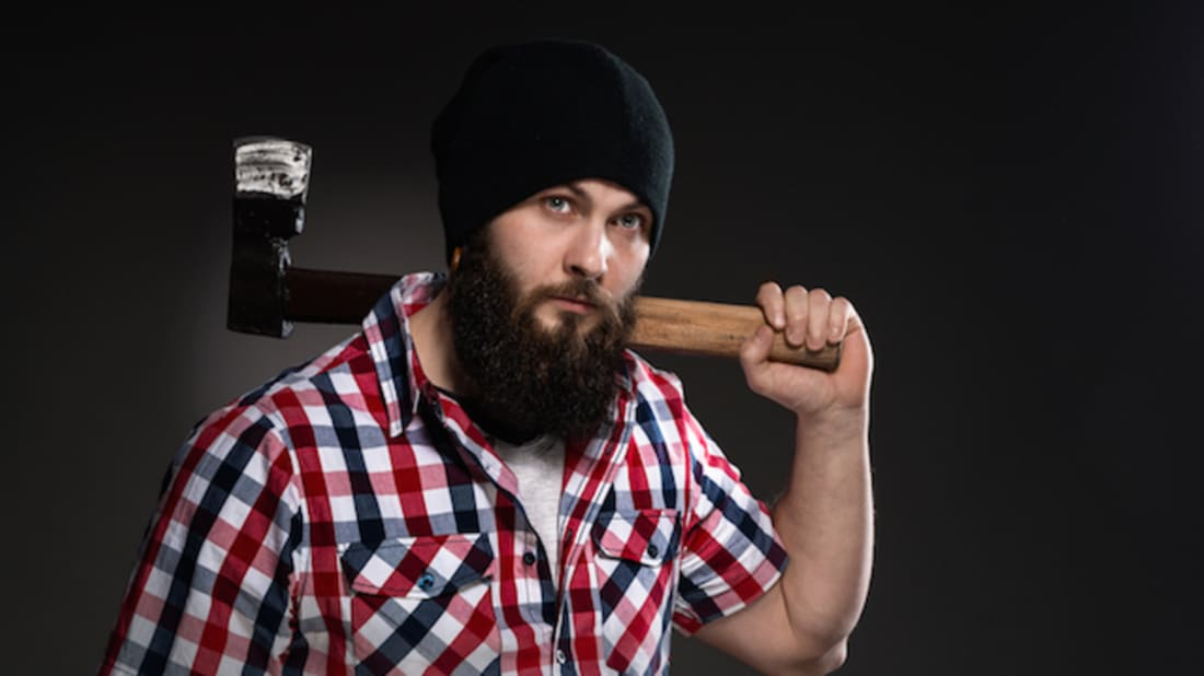 21 Pulpy Pieces of Lumberjack Lingo | Mental Floss