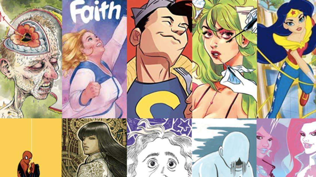 The 13 Most Interesting Comics of July
