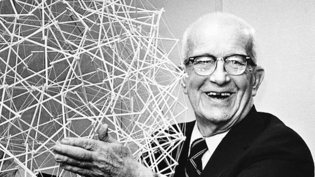 The Buckminster Fuller Institute/Facebook