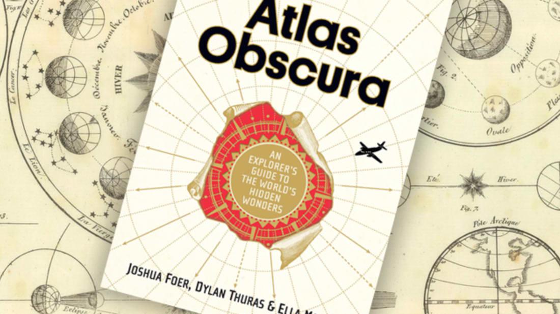 Atlas Obscura/Bek O'Connell