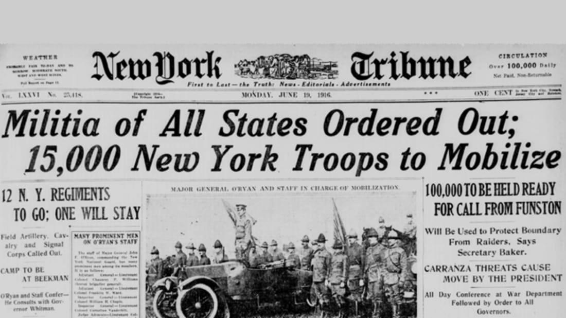 New York Tribune via Chronicling America