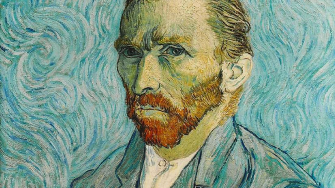 Vincent van Gogh, Wikimedia Commons // Public Domain
