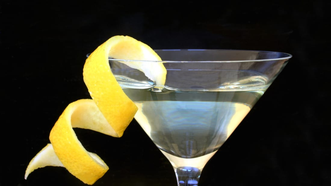 How to make a dirty vodka martini without vermouth