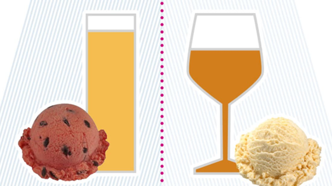 All About Beer Magazine // Baskin-Robbins
