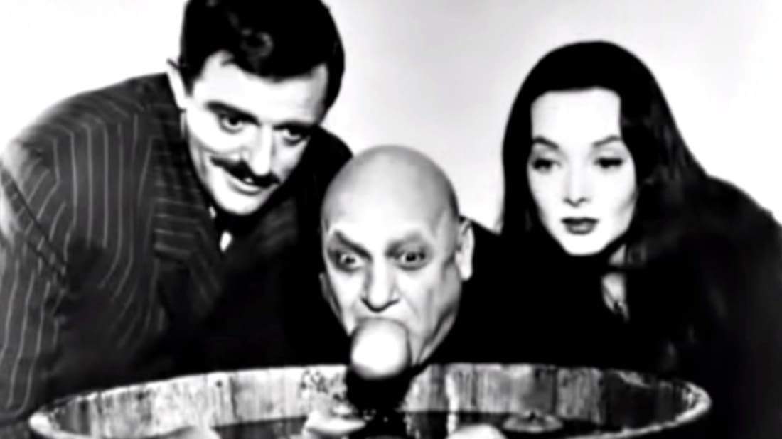 The Addams Family // YouTube