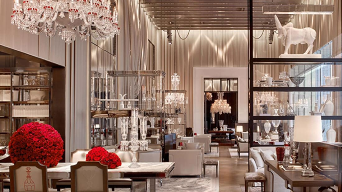 The Baccarat Hotel New York