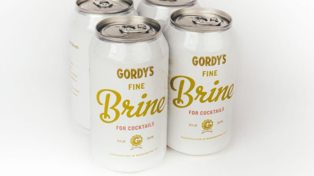 Gordy's Pickle Jar