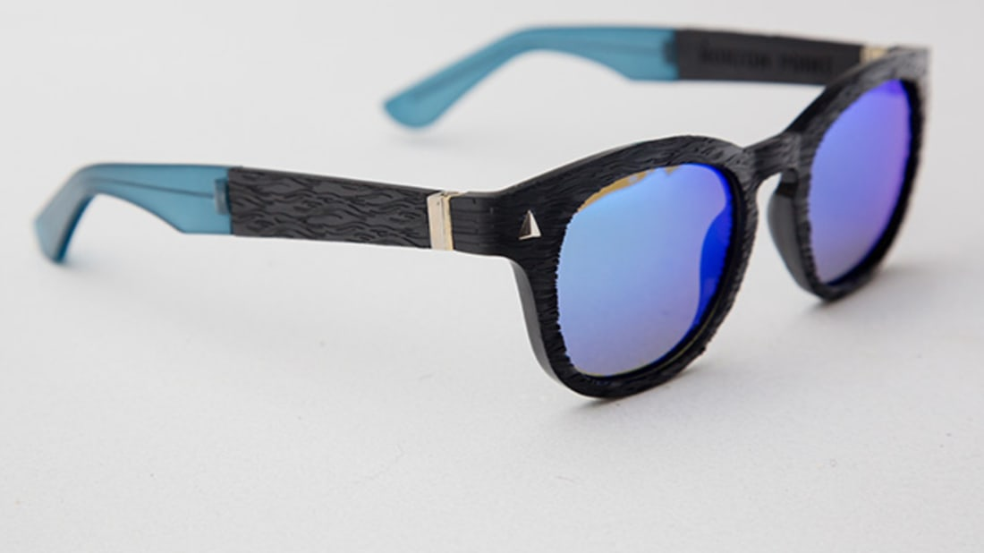 5de1499ae1c3 A New Line of Sunglasses Is Made With Recycled Ocean Plastic ...