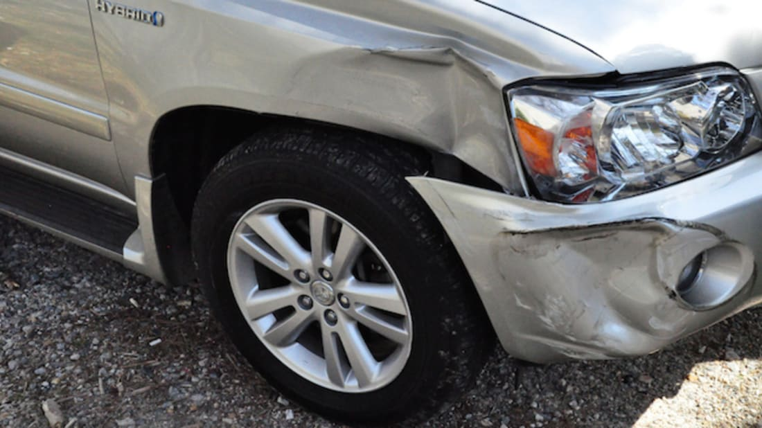 7 Things To Do Immediately Following a Fender Bender