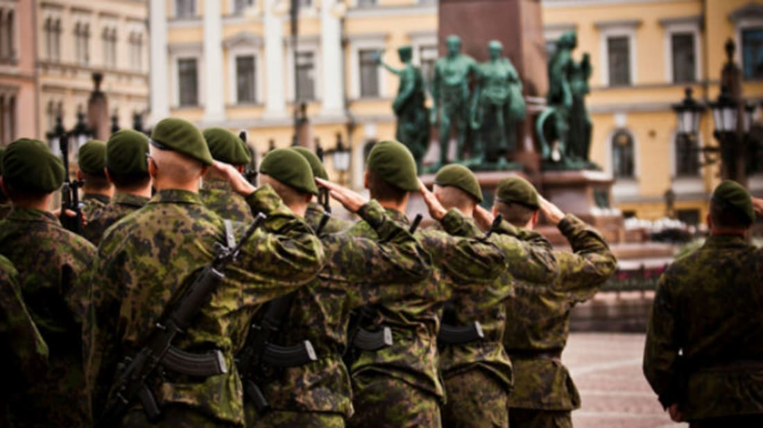 Finnish Defence Forces