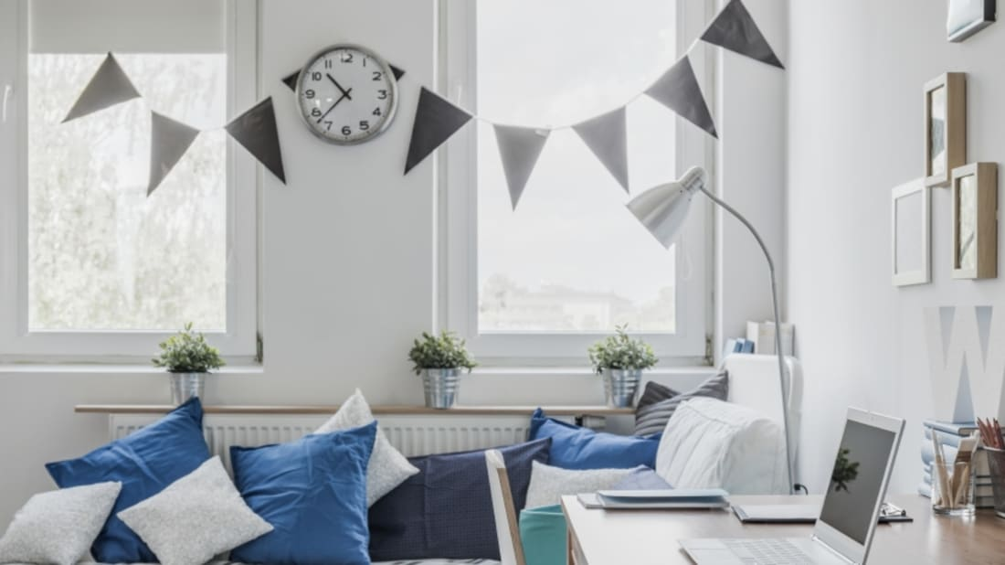 make living room spacious using simple and smart tricks how to get started in interior design iStock. iStock. Cursed with a cramped bedroom ...