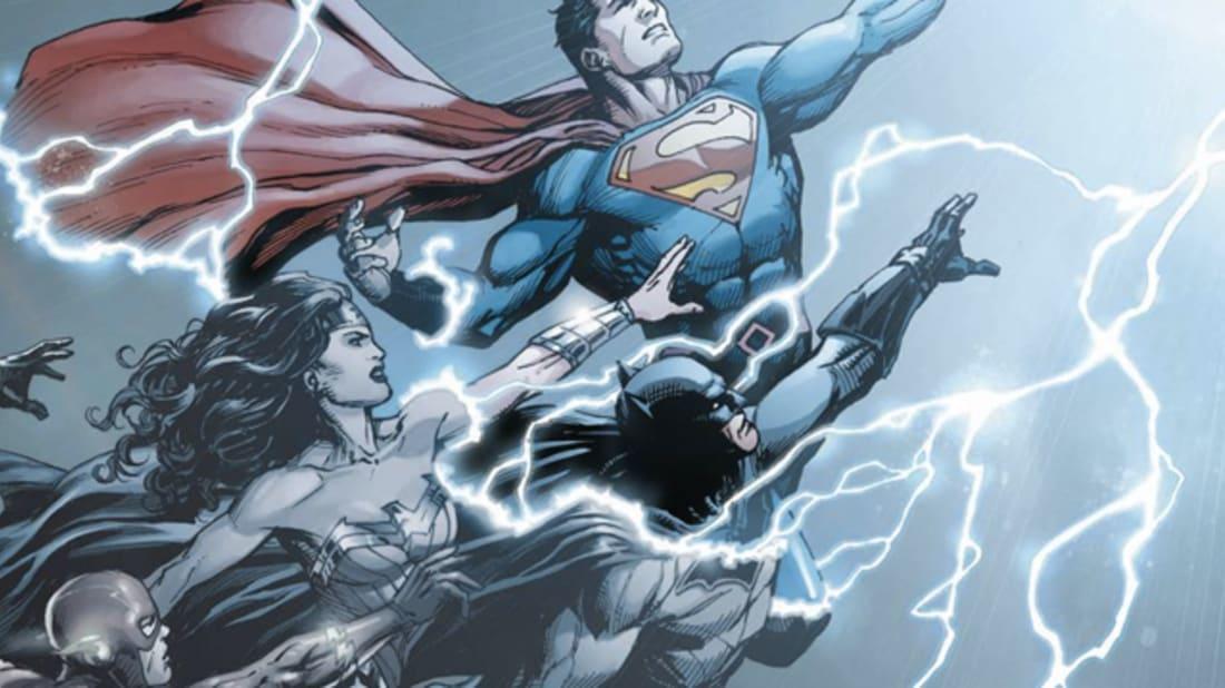Gary Frank/DC Comics