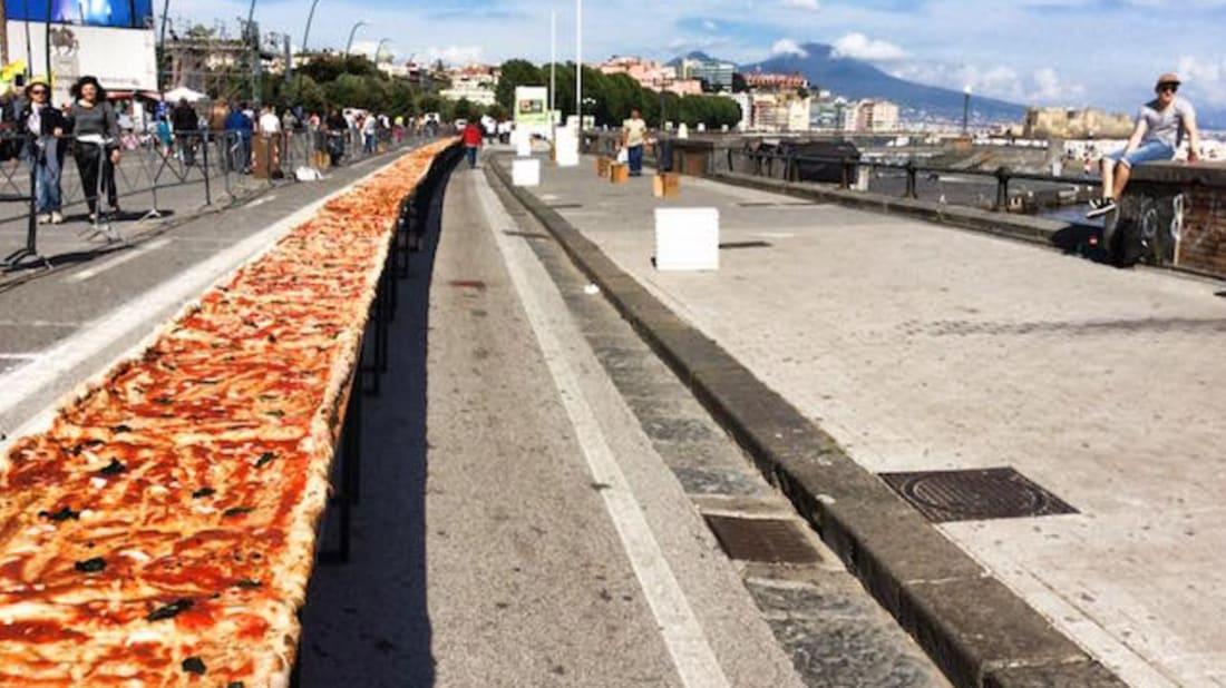 Napoli Pizza Village on Facebook