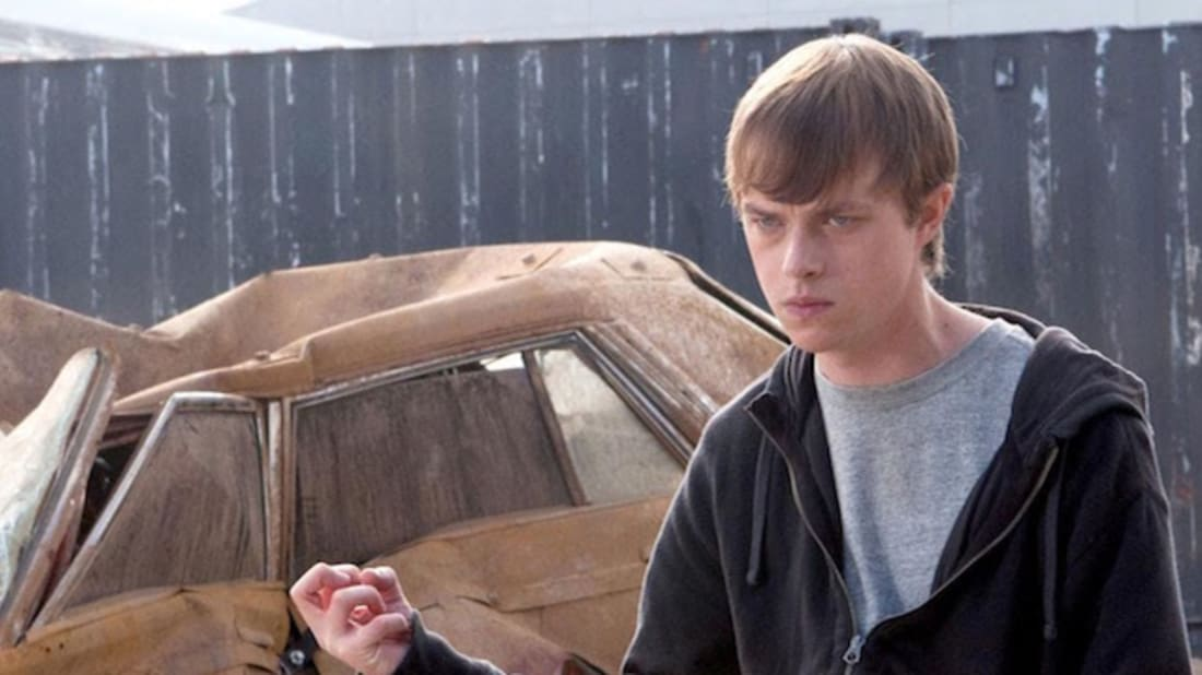 Dane DeHaan in Chronicle / YouTube