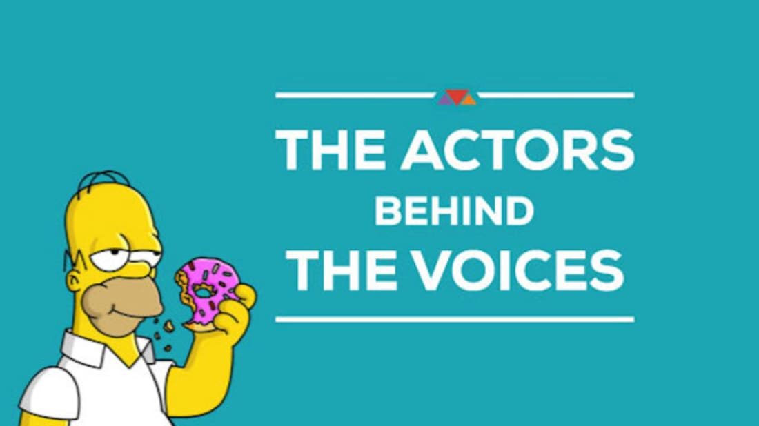 Infographic: The Interconnected World of Voice Acting