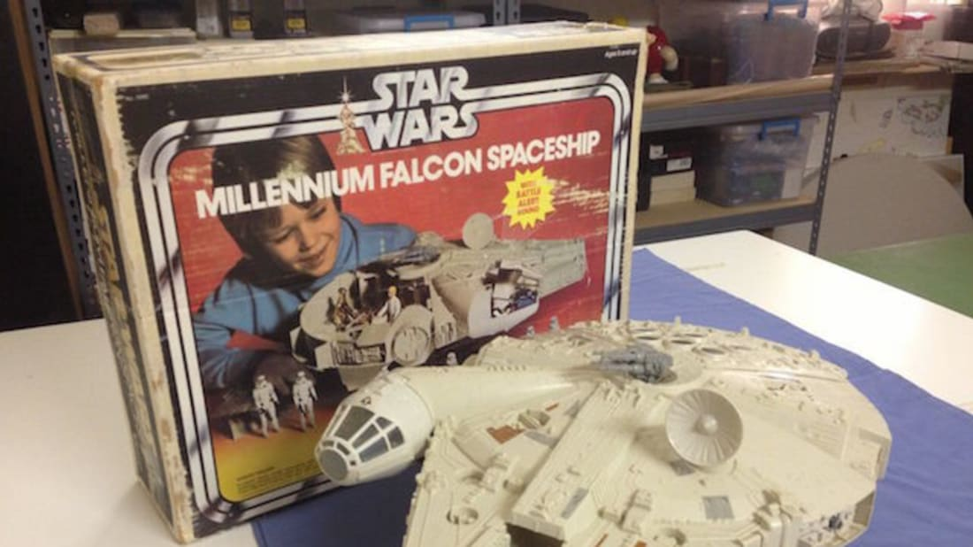 10 'Star Wars' Toys You Might Own That Are Now Worth a