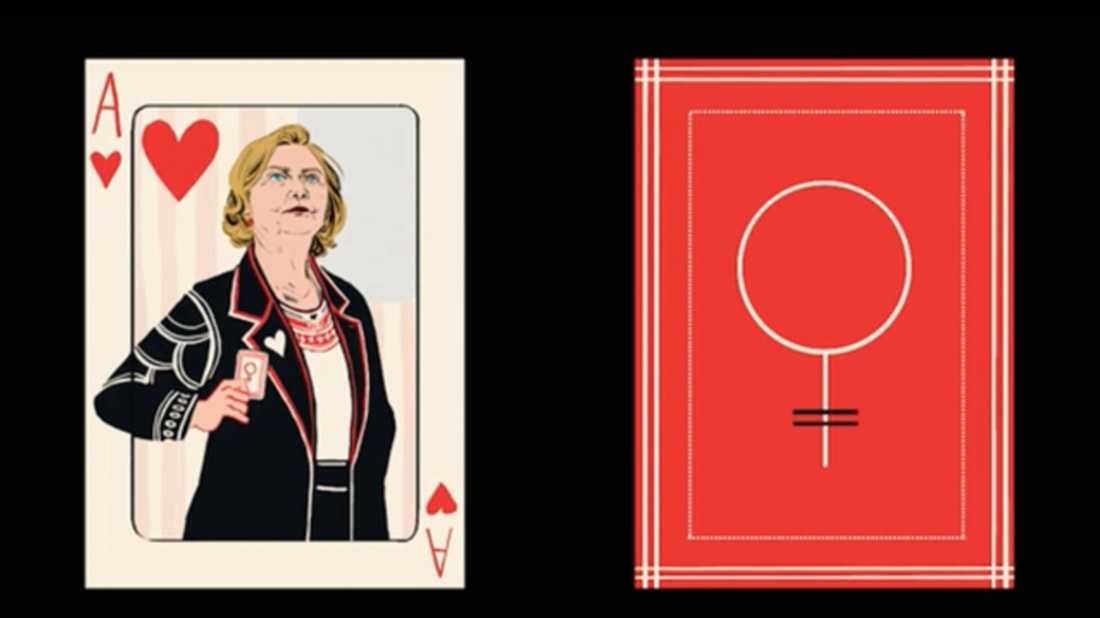 Playing Cards Pay Homage To Groundbreaking Women In -1462
