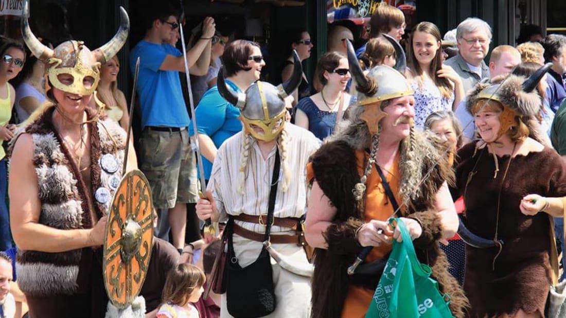 Poulsbo Viking Fest via Facebook