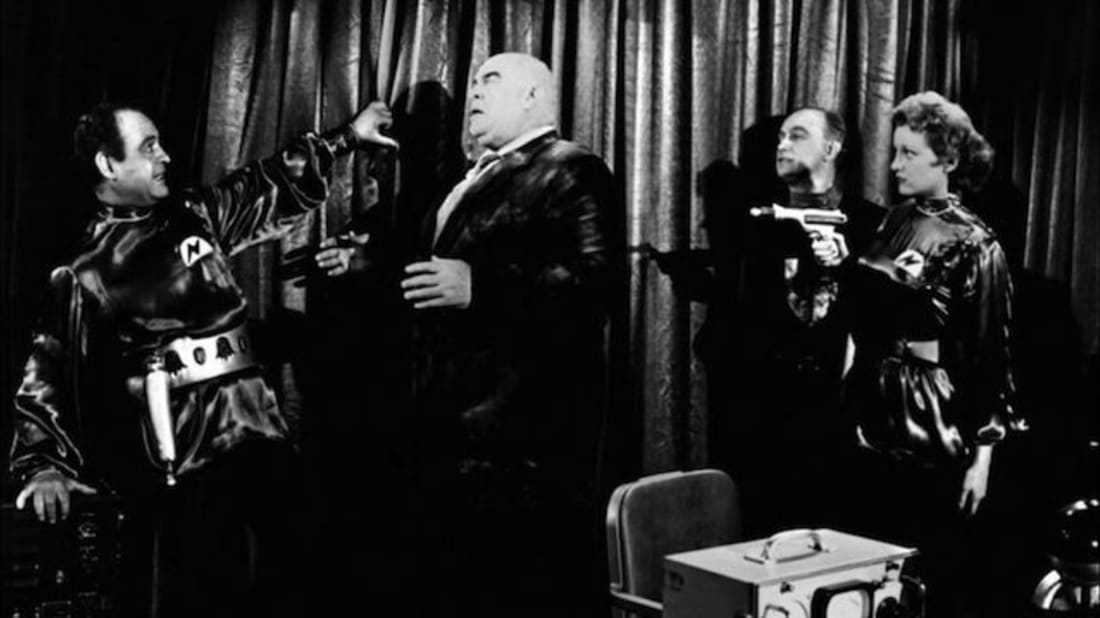 By unknown (Ed Wood Prod. / Valiant Pictures) [Public domain], via Wikimedia Commons
