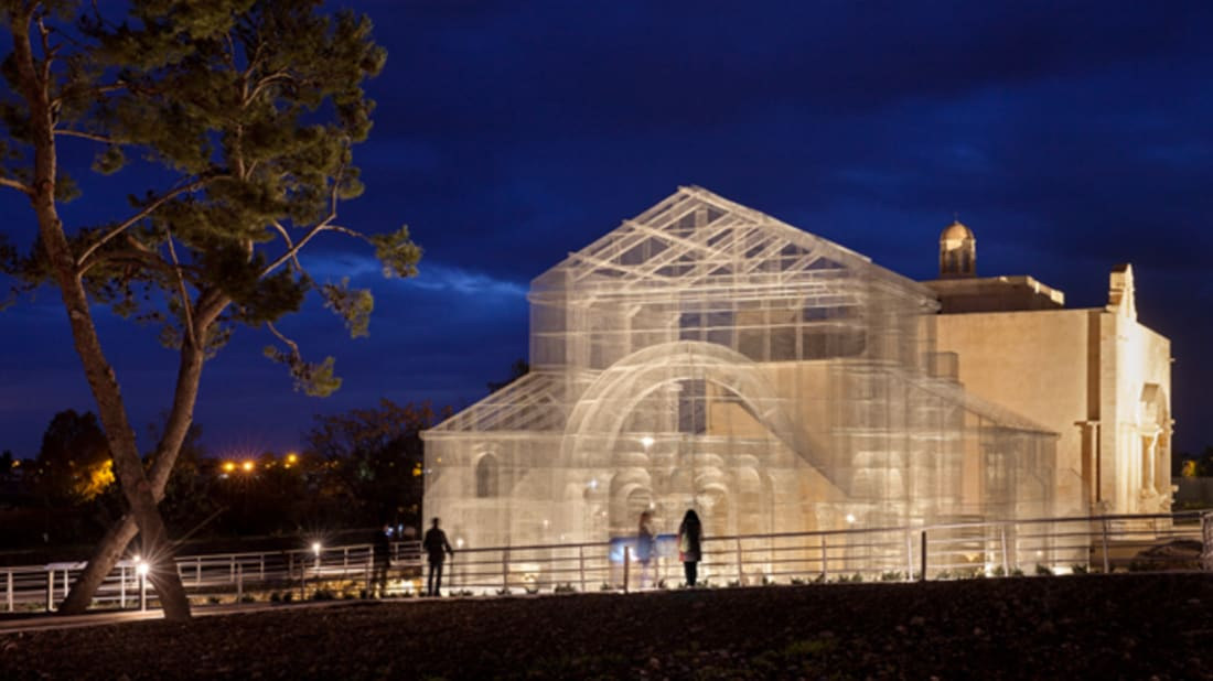 Edoardo Tresoldi and the Blind Eye Factory