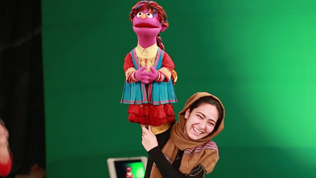 YouTube // Sesame Street International Social Impact