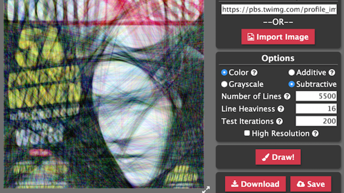 Linify.me (screenshot)