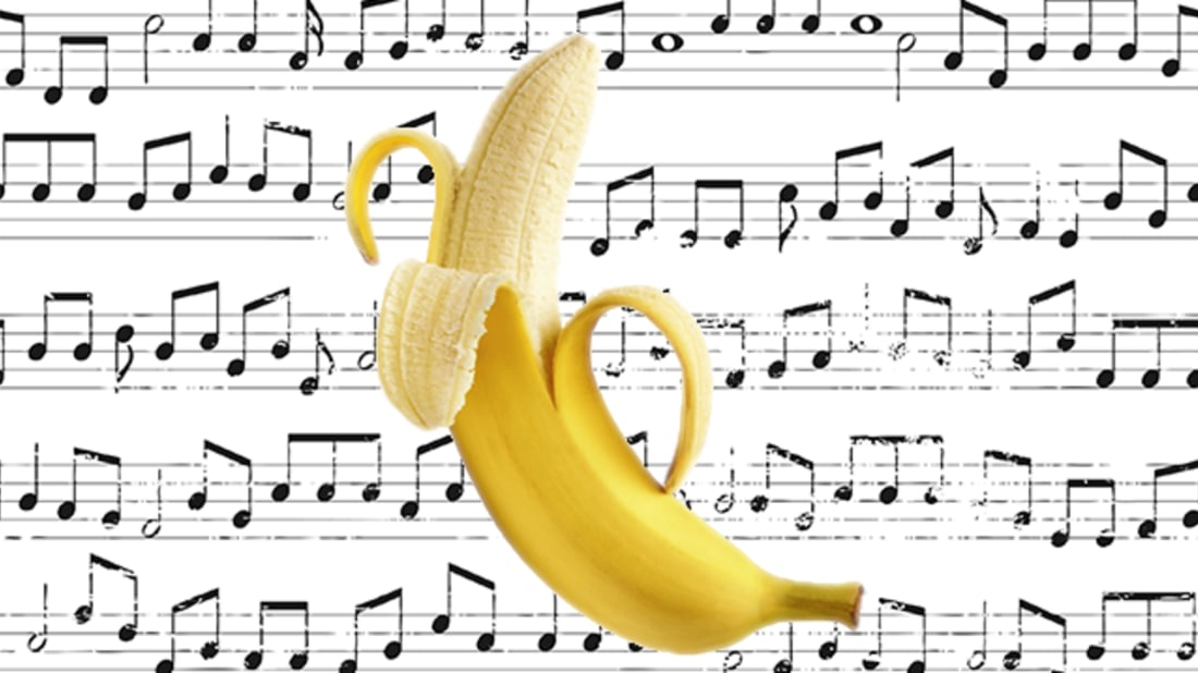 6 Songs About Bananas | Mental Floss