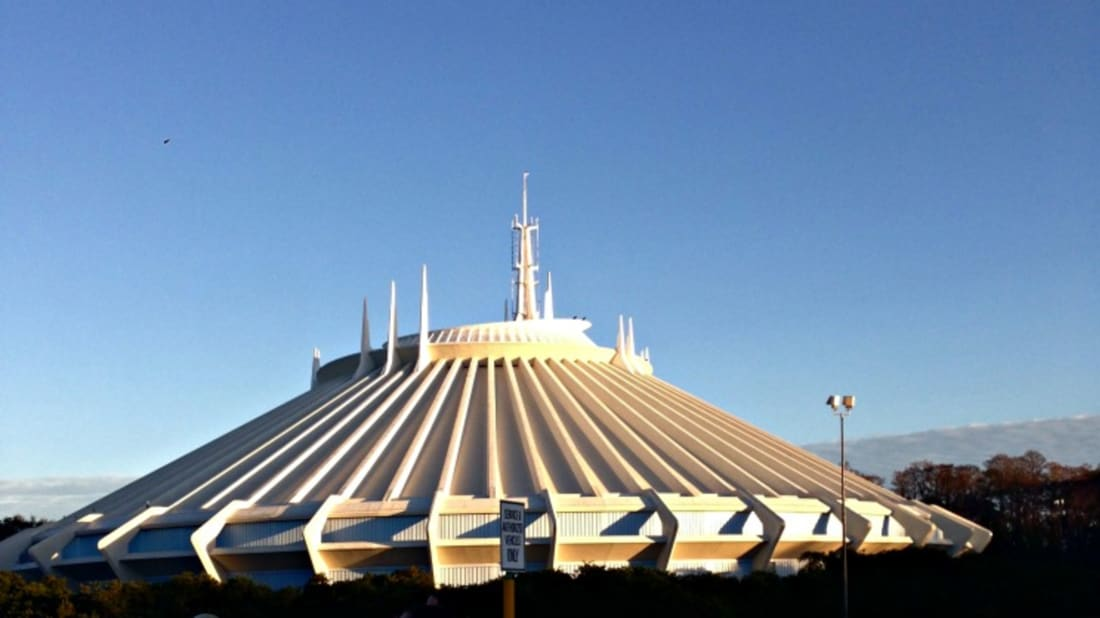 15 Out-Of-This-World Facts About Space Mountain | Mental Floss