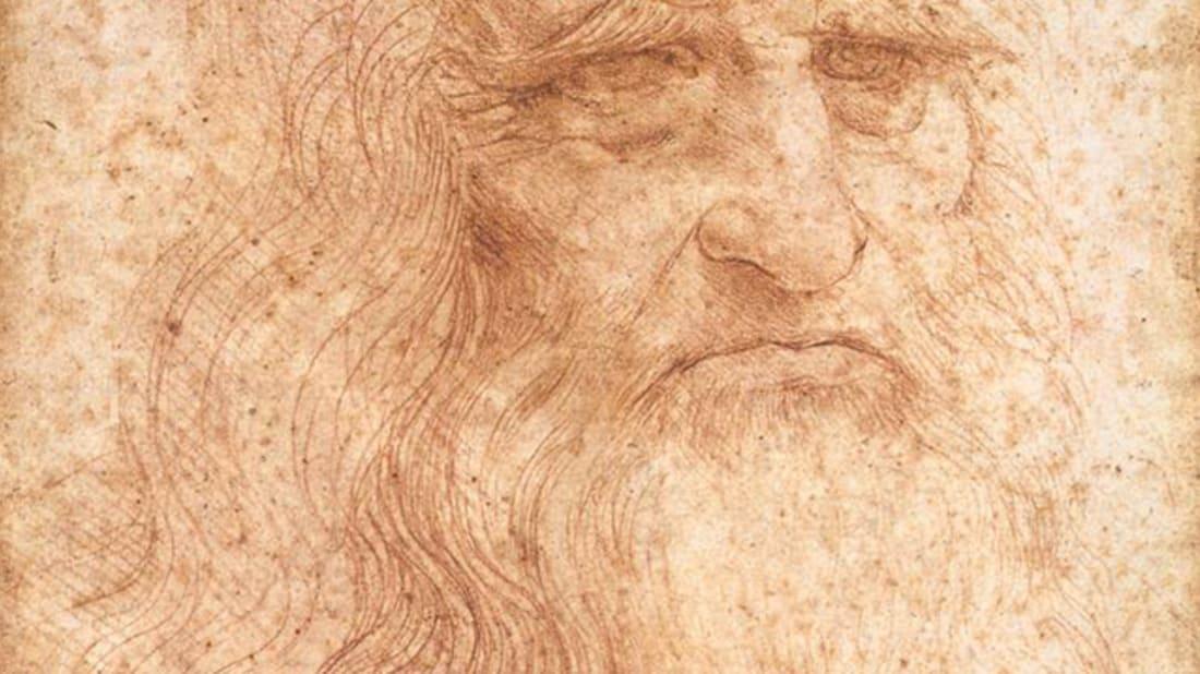 Leonardo Da Vinci, Wikimedia Commons // Public Domain