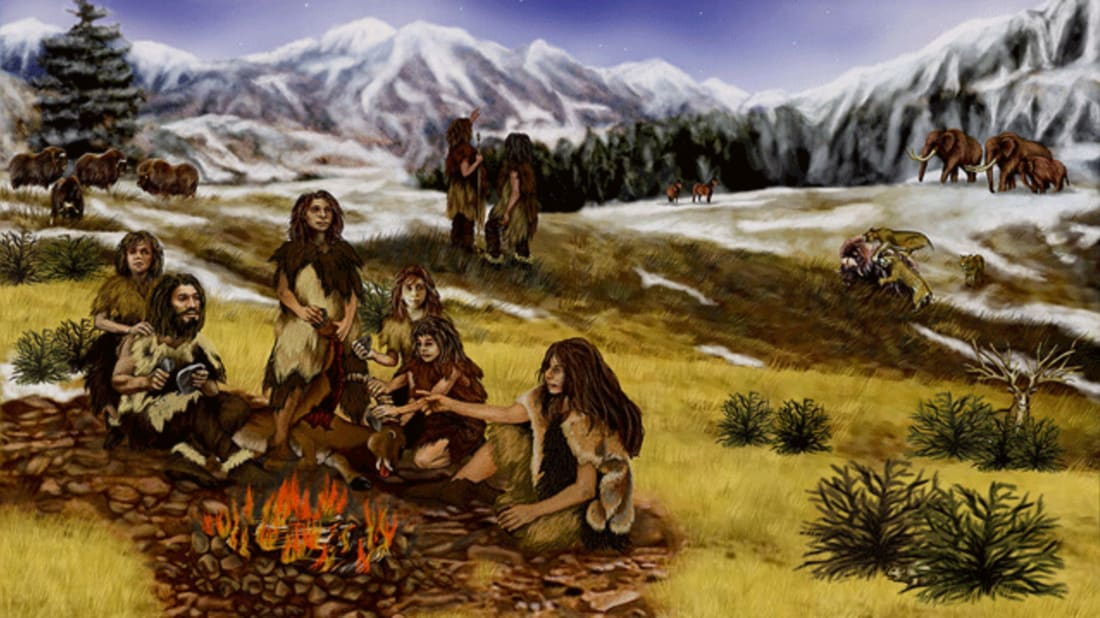 Neanderthals Used a Chemistry Trick to Start Fires 50,000 Years Ago