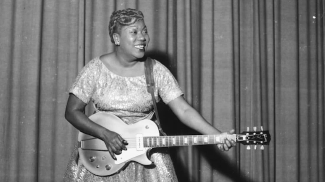 The Gospel Singer Who Became the Godmother of Rock 'n' Roll | Mental