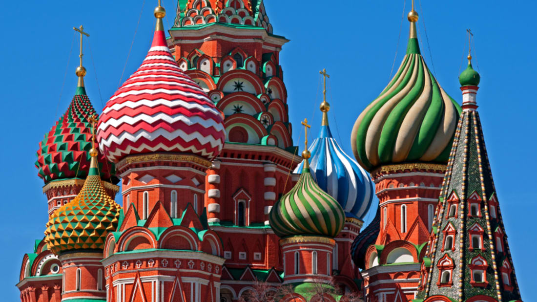 Image result for Saint Basil's Cathedral