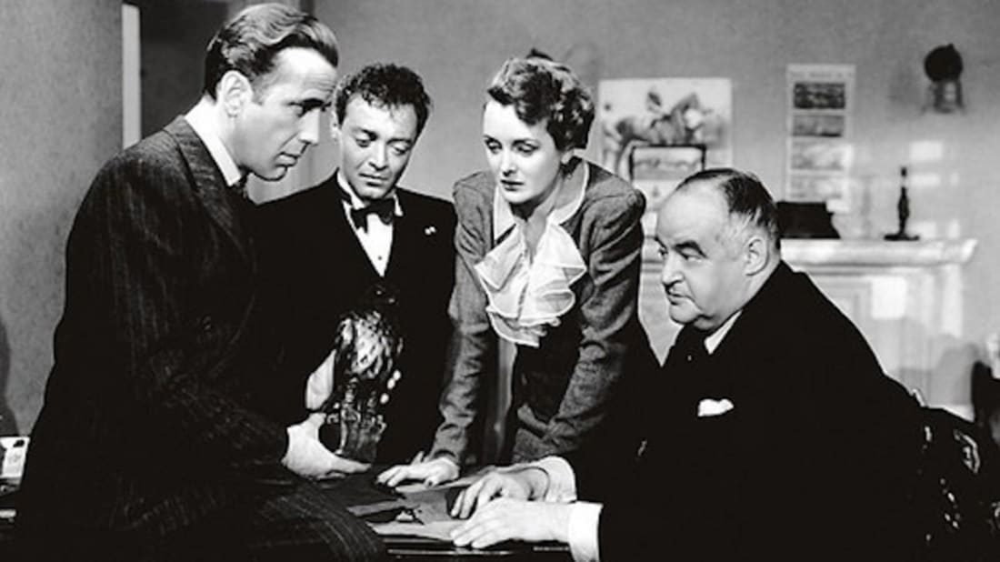 13 Mysterious Facts About 'The Maltese Falcon' | Mental Floss