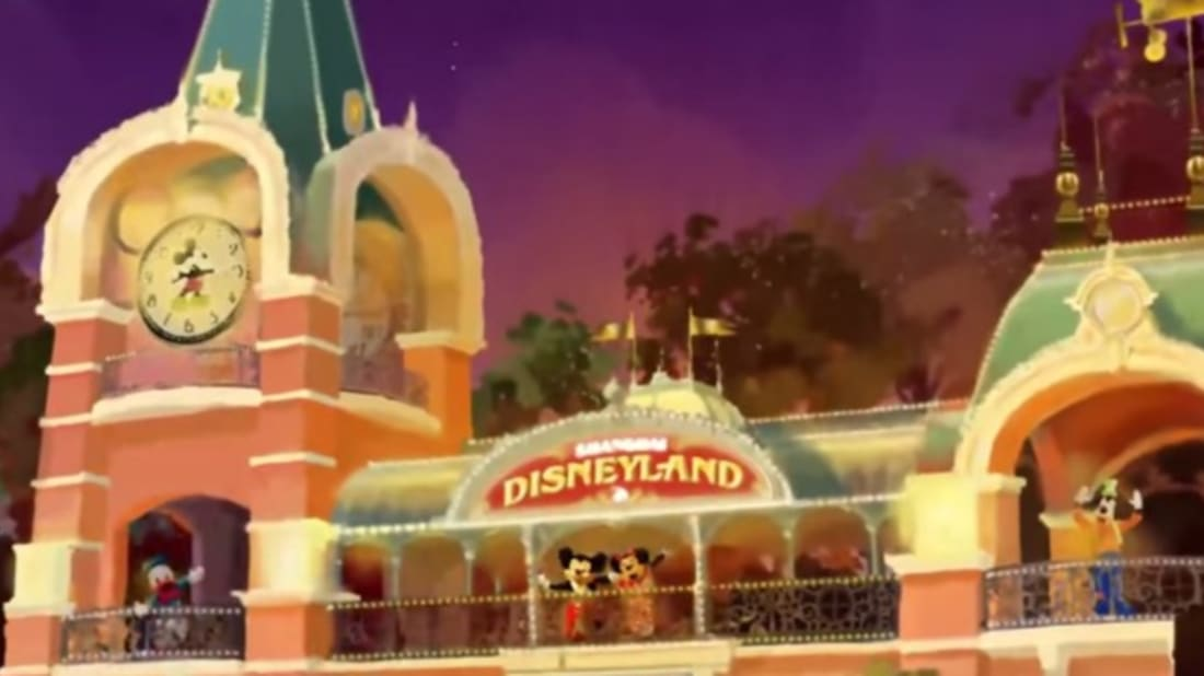 DisneyParks via YouTube