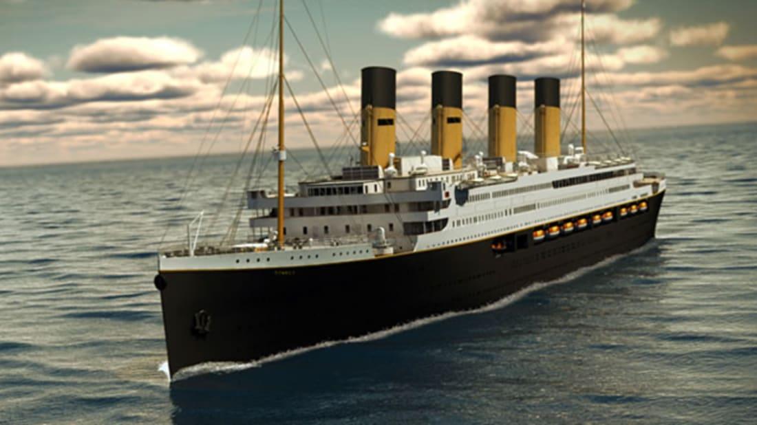 titanic-ii.com