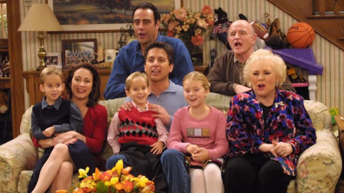Everybody Loves Raymond/Facebook